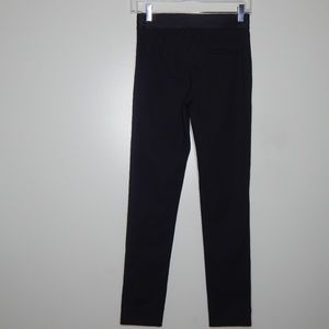 everlane women black zipper pant SZ XS